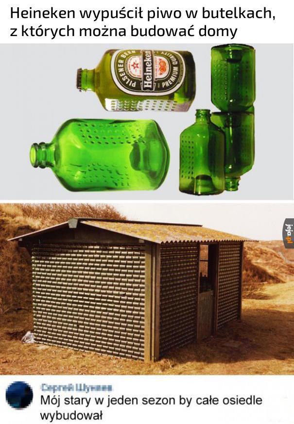 Budowałbym