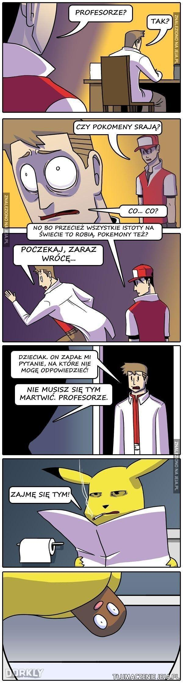 Straszna prawda o Pokemonach!