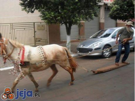 Nowy środek transportu