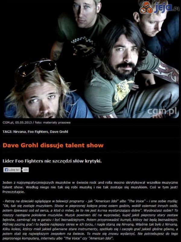 Cała prawda o talent show