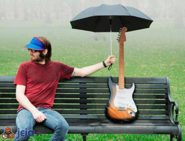 Prawdziwa miłość każdego gitarzysty