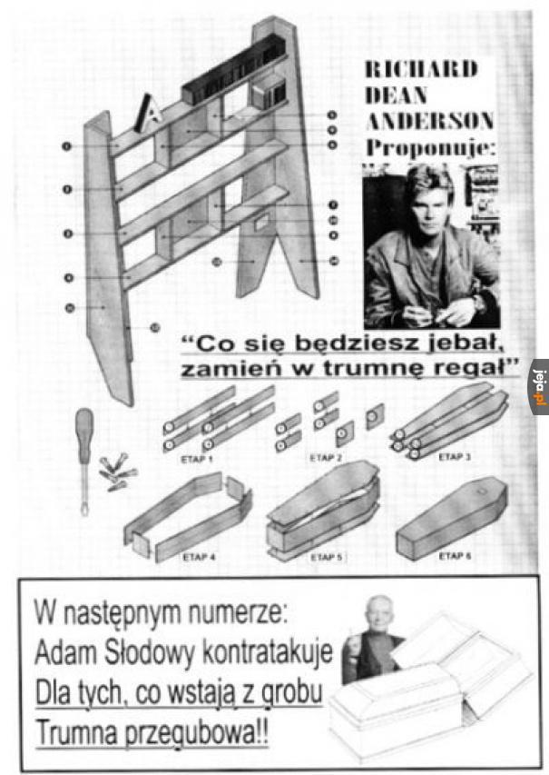 Podobno Ikea jest zainteresowana pomysłem