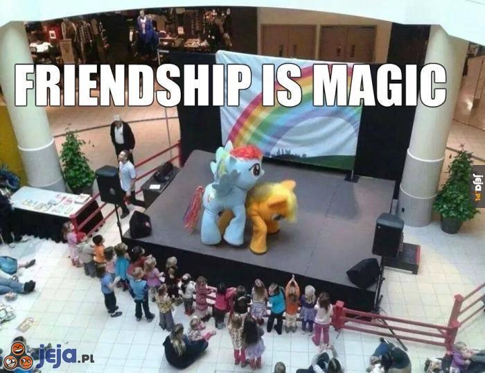 Przyjaźń przetrwa wszystko