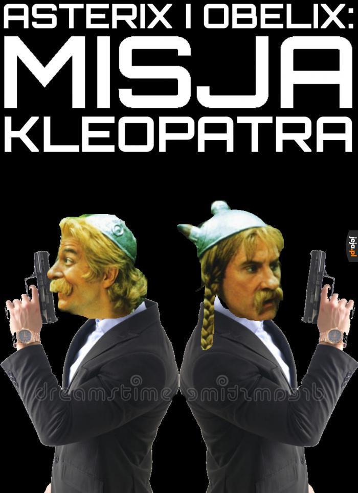 Idealny film szpiegowski nie ist-