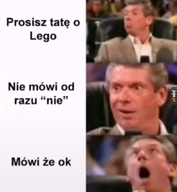 Będzie Lego!