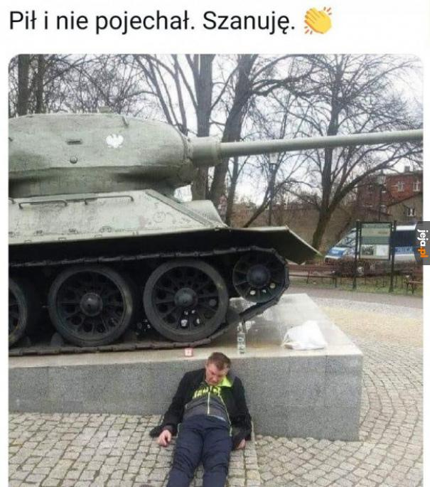 A szkoda, gdyby pojechał, mógłby odbić Lwów