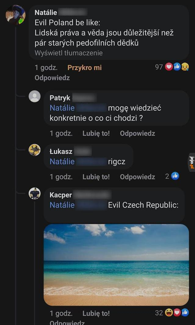 Złe Czechy