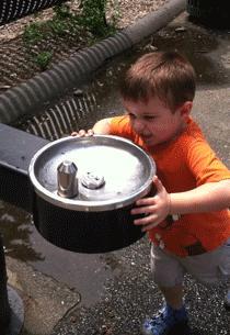 Chciał się tylko napić