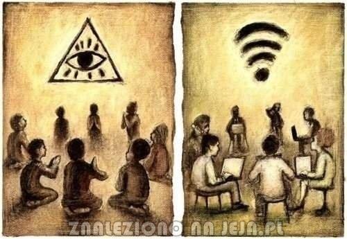 Czasy się zmieniają, a ludzie są tacy sami