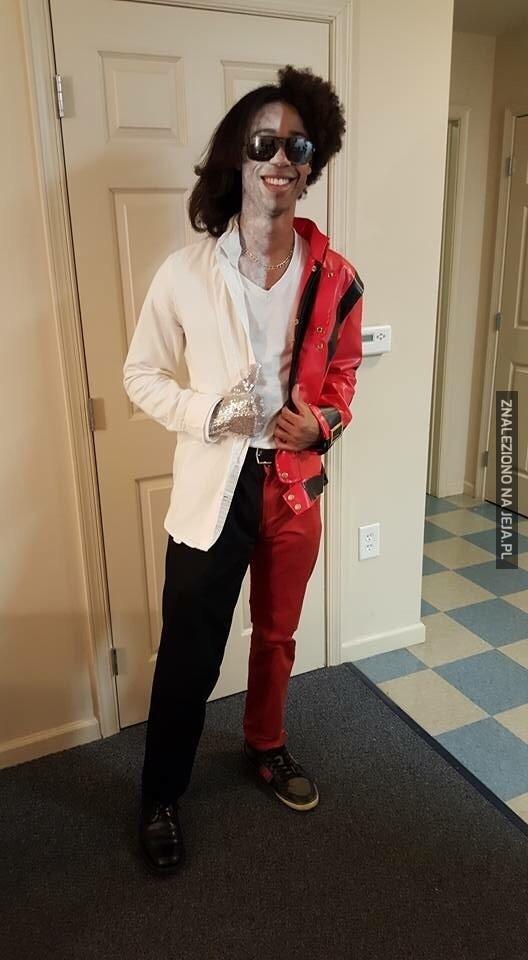 Najlepszy cosplay Jacksona ever