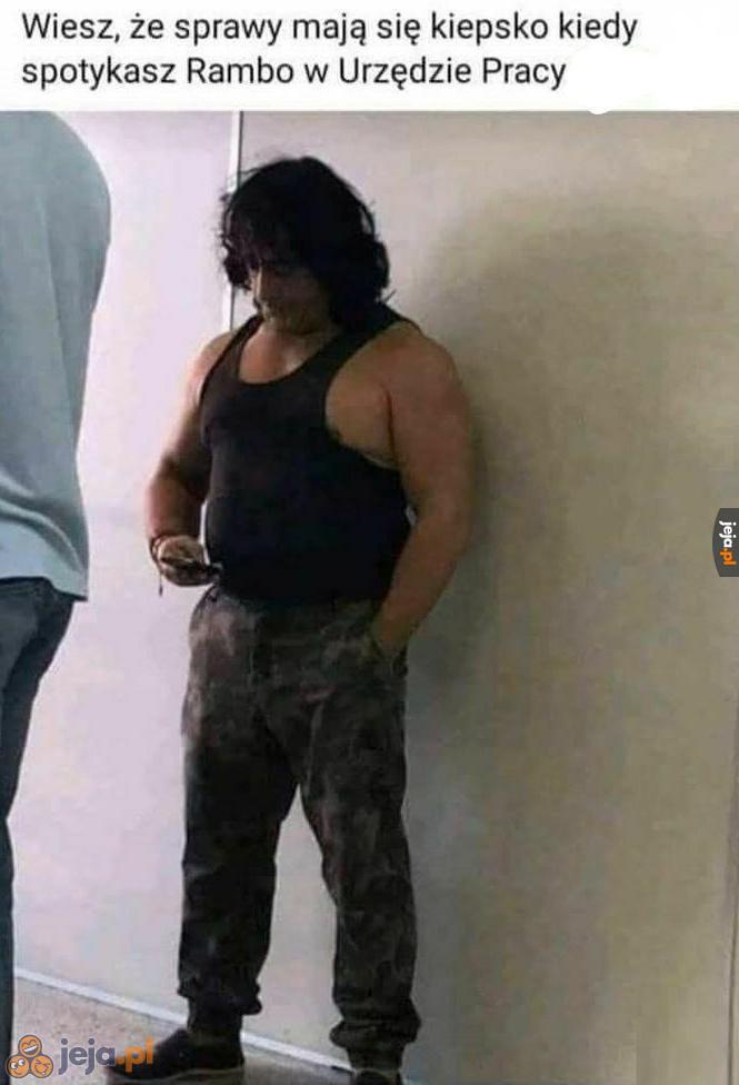 Nowy Rambo zapowiada się świetnie