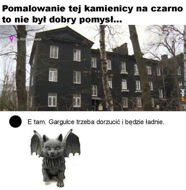 Kamiennica w Rosji