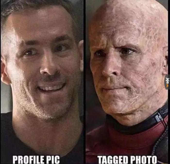 Gdy znajomi oznaczają Cię na fotkach