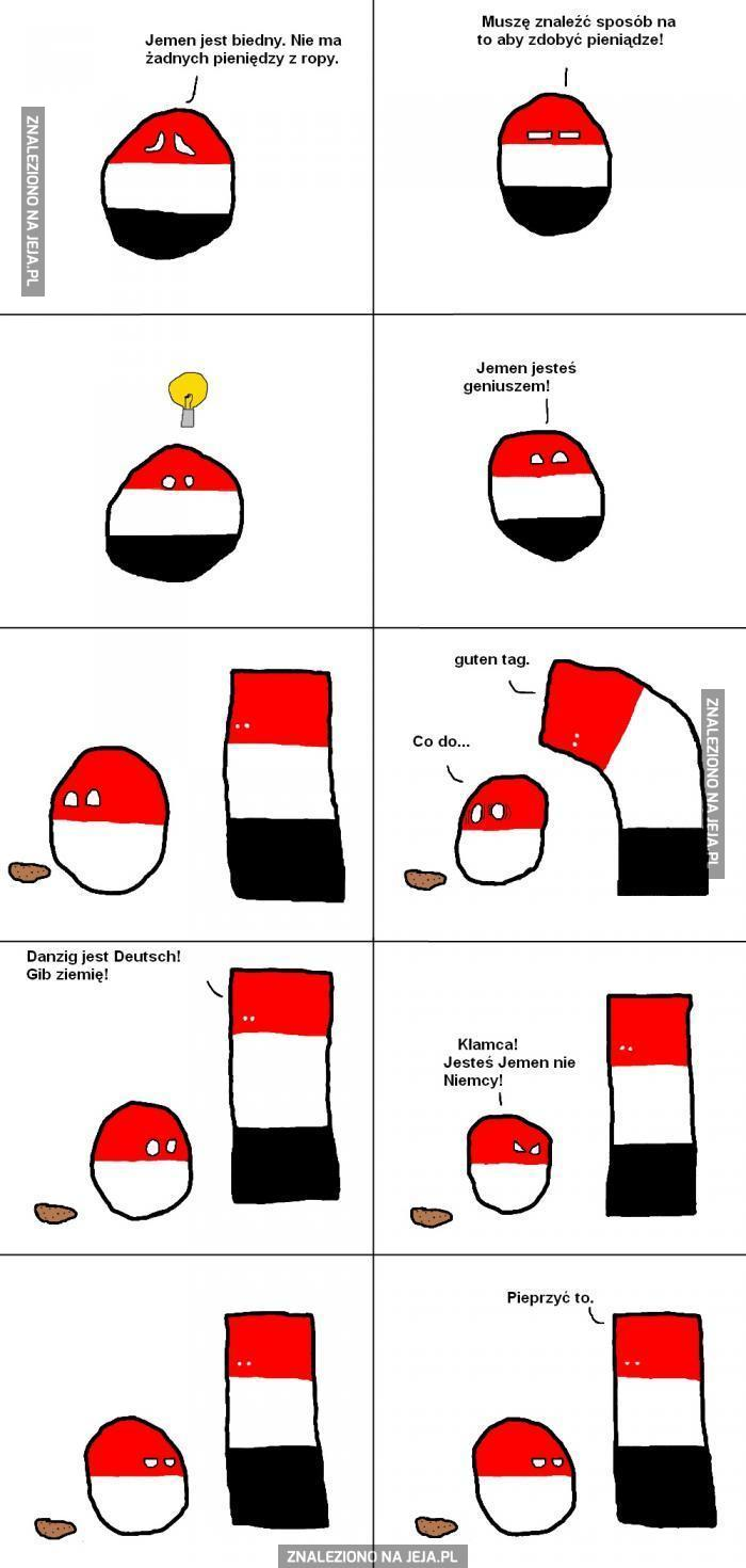 Jemen taki biedny