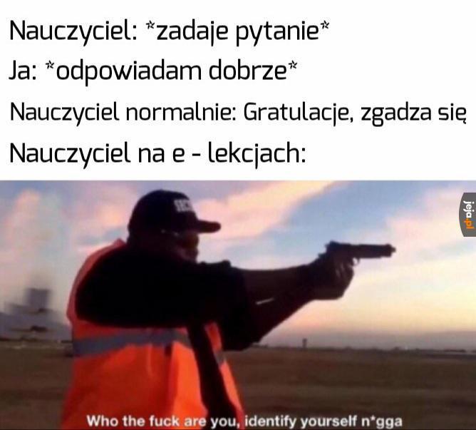 To ty, Andrzejku?