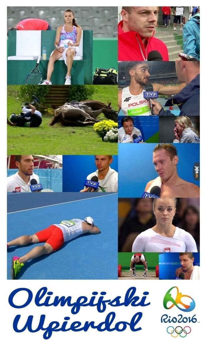 Olimpiada w RIO - edycja polska