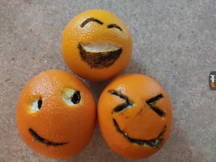 Jeja w wersji pomarańczowej
