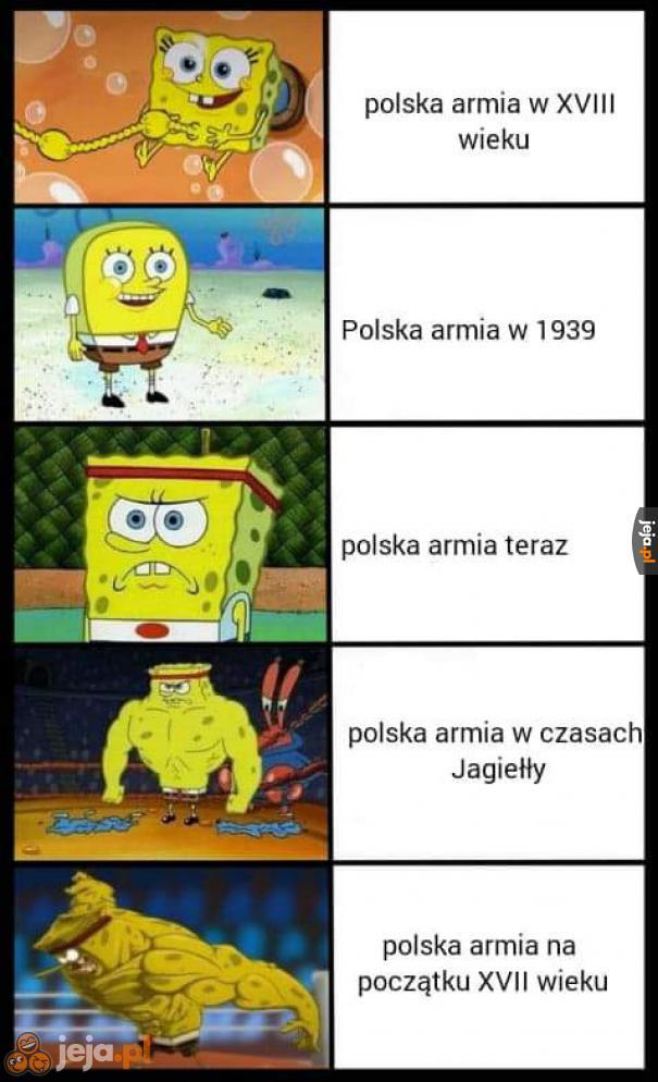 Poland stronk not today