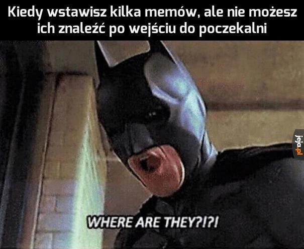 No gdzie one są?