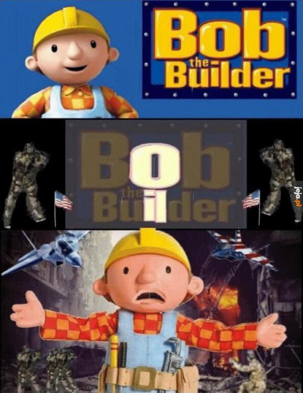 Bob ma kłopoty