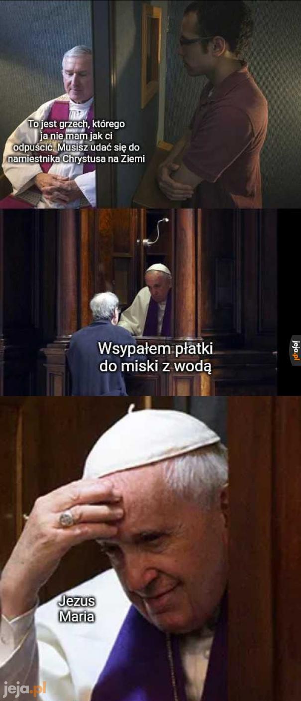 Jak Szatan we własnej osobie wszedł do kościoła?