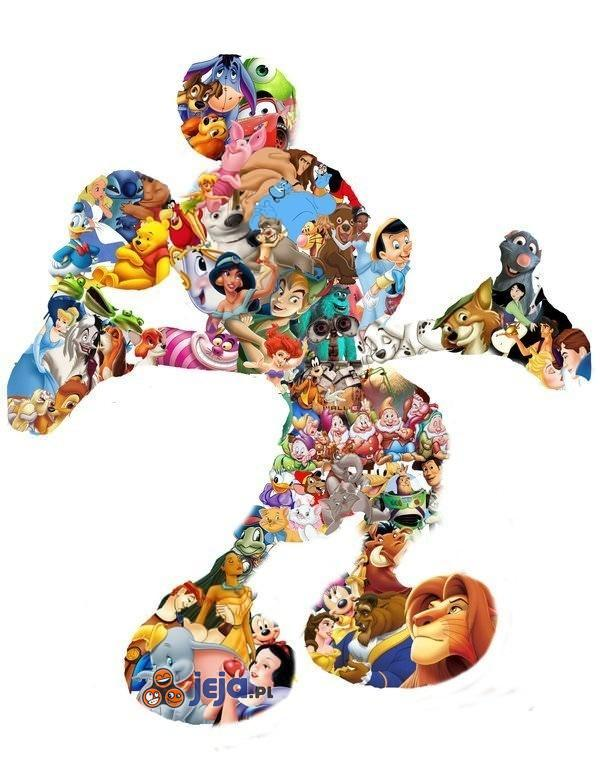Dawne bajki Disney'a