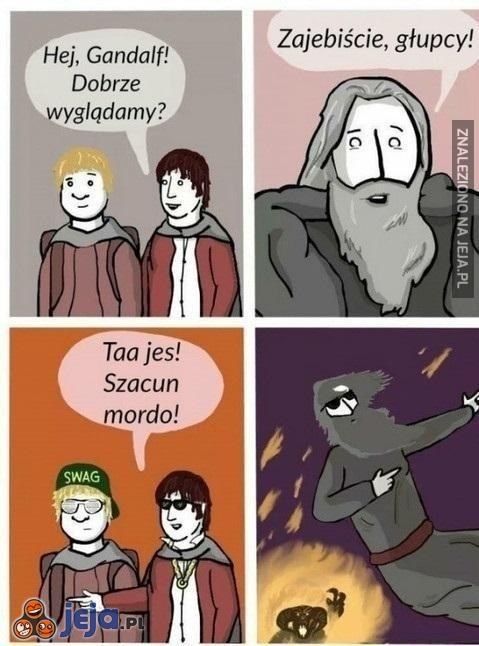Modern Gandalf