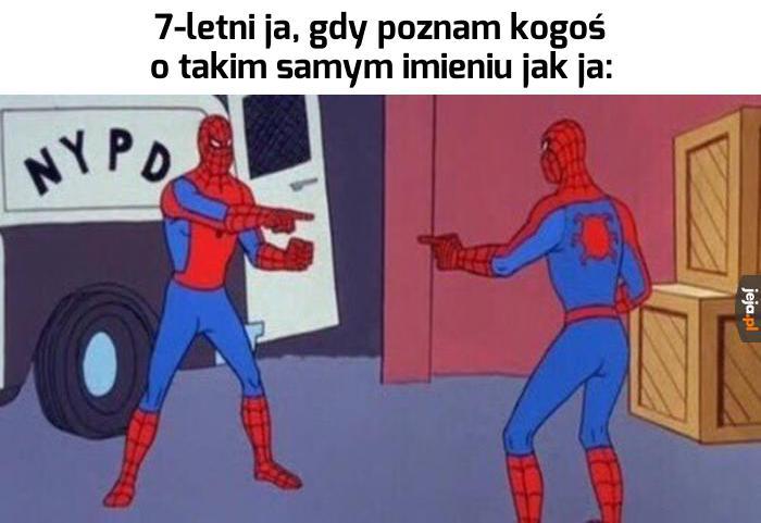 Jesteś moim bratem?