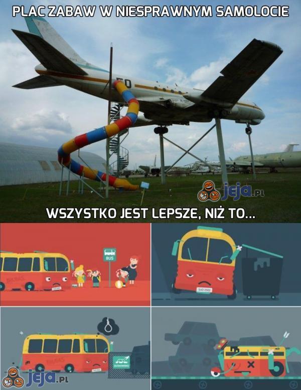 Nie zabijajmy środków transportu! (Link do filmiku w opisie)