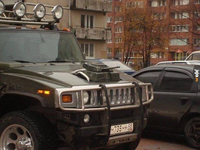 Miniaturowy czołg