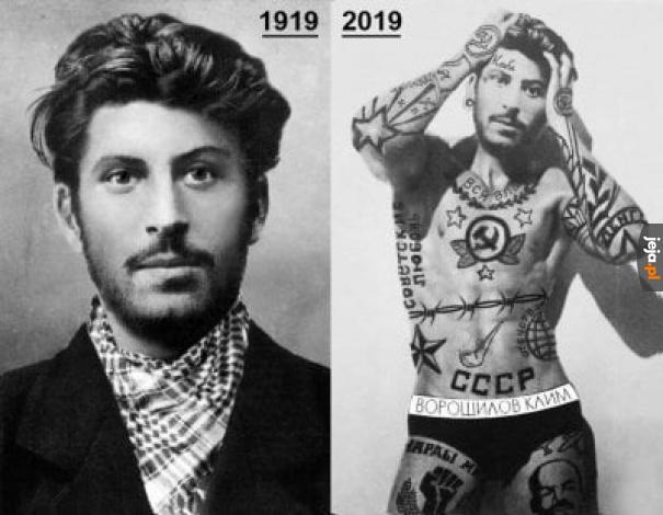 Gdyby Stalin żył w naszych czasach
