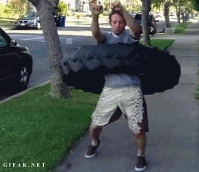 Hula hop dla twardzieli
