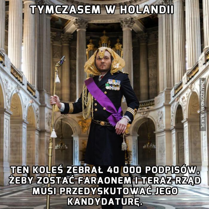 W Holandii wiedzą jak trollować!