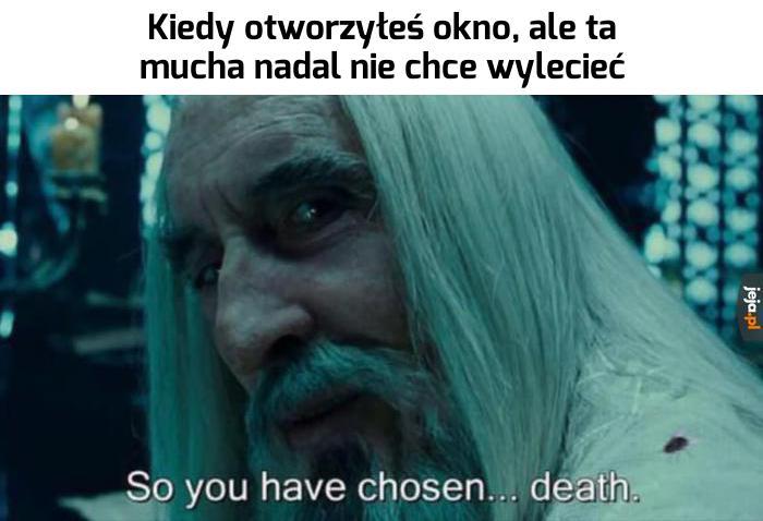 Wydałaś na siebie wyrok śmierci