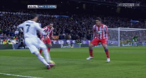 Ronaldo zaskoczył sam siebie