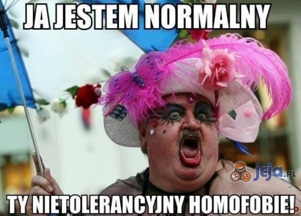Bądź tolerancyjny!