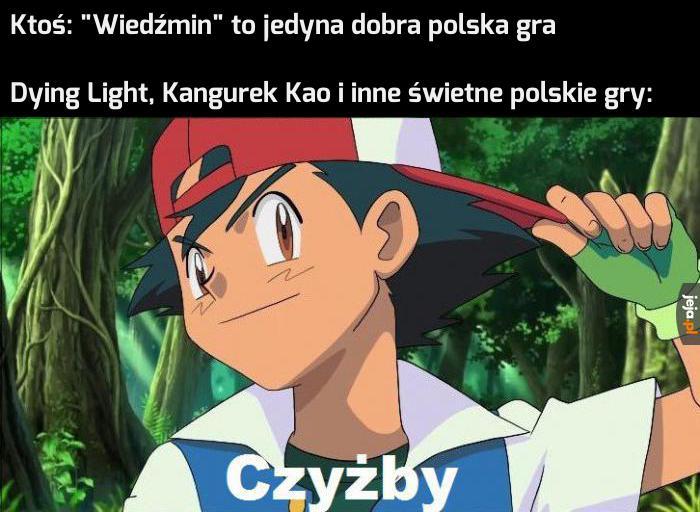 My też jesteśmy dobrymi polskimi grami