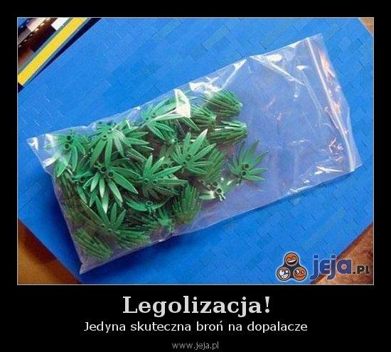 Legolizacja!