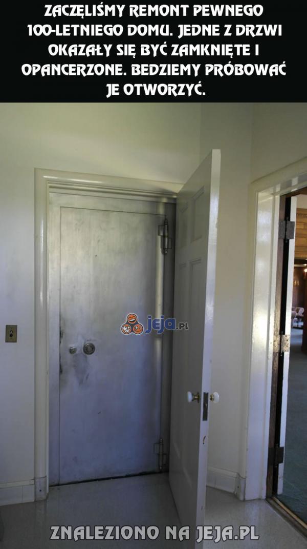 Zaczęliśmy remont pewnego 100-letniego domu