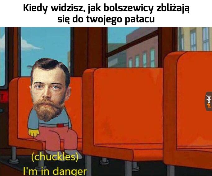 Kłopoty cara