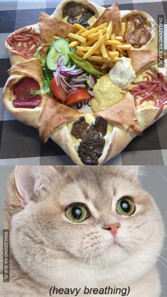 Pizza Wulkan
