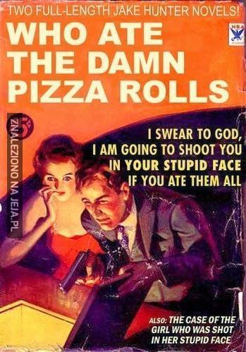 Kto zjadł pizzę?