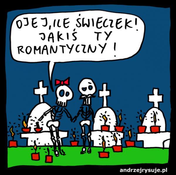 Listopadowy romantyzm