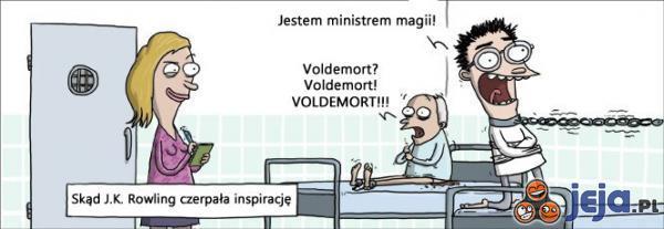 Sekret książek o Harrym Potterze