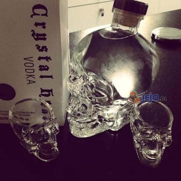 Zestaw do alkoholu