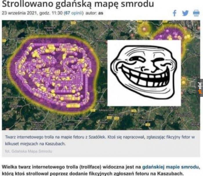 Get troll'd