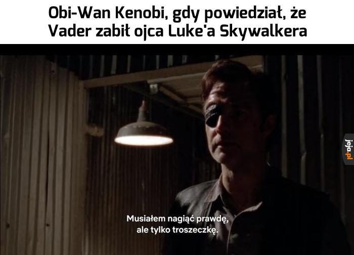 Obi-Wan, najcwańszy lis w Galaktyce