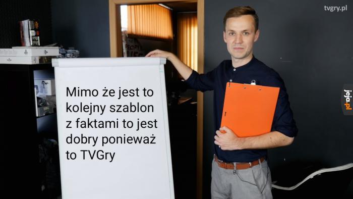 A TVGry wszyscy kochają!