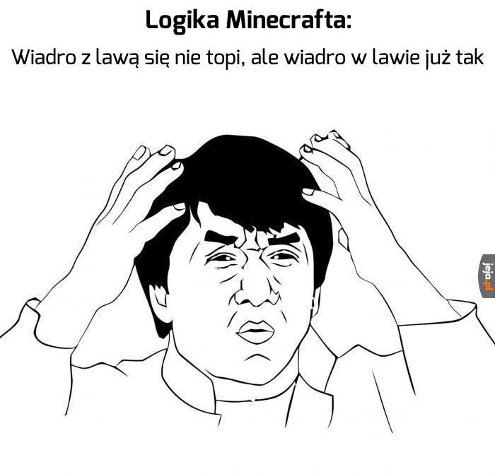 W Minecraftcie wszystko jest możliwe
