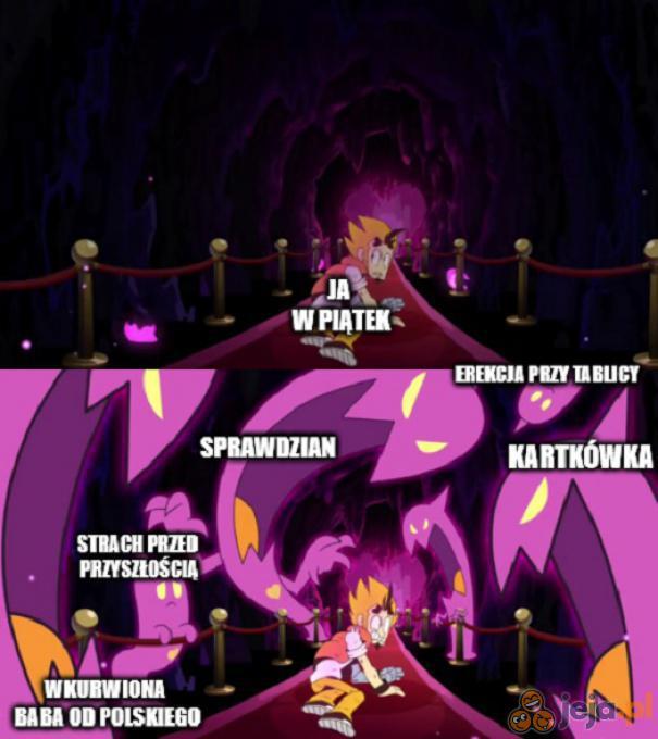 Szkolne demony